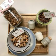 crunchy Müsli - selbstgemachtes Granola