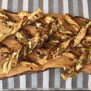 Knusperstangerl - einfach und schnell zubereitet