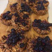 Frühstücksmuffins - knusprig lecker