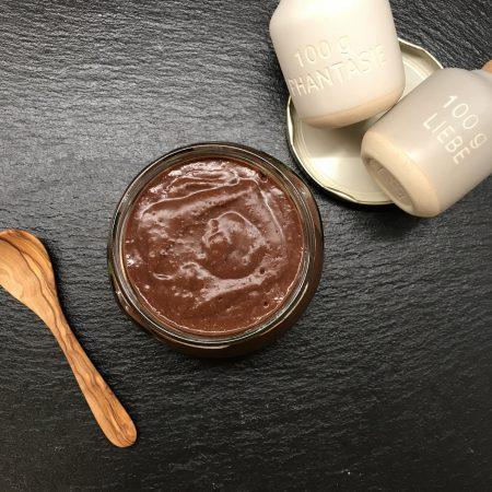sorgenfreies Nutella - ohne Nüsse