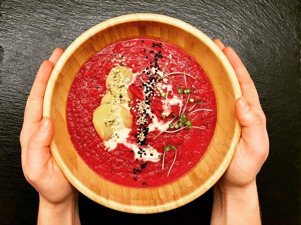 Rauner Ingwer Suppe