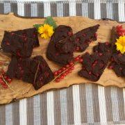 Brownie mal anders - proteinreich und vegan