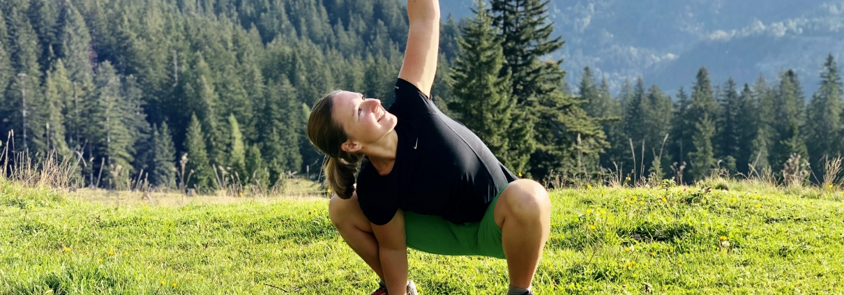 Be active move right - Mobility & Krafttraining - Onlineprogramm