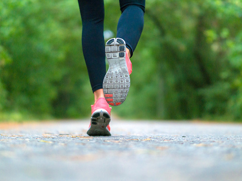 Laufen. 8 wichtige Tipps
